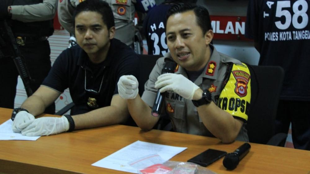 Langkah Cepat Cegah Perjudian, Polresta Tangerang Bekuk Tiga Orang