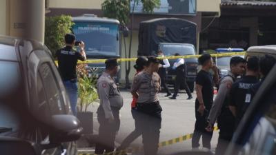 Bom Medan, Polisi Temukan 2 Butir Peluru Kaliber 22 dari Sepeda Motor Pelaku