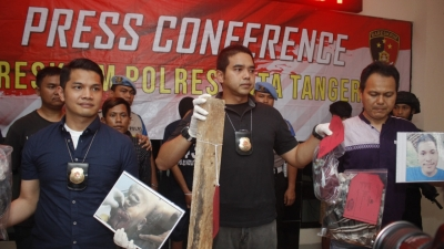 Balap Motor Liar Berujung Pengeroyokan Hingga Korban Tewas, Polresta Tangerang Bekuk Pelaku