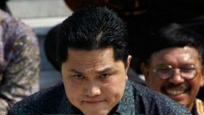 Relawan Jokowi: Erick Thohir Mirip Susi, Gemar Menenggelamkan
