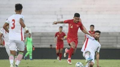 Hasil Babak II 2-0 Timnas U-23 Indonesia Vs Singapura U-23, Berkat Kerjasama Osvaldo-Asnawi