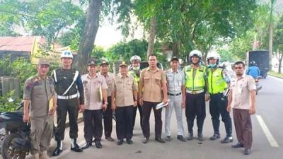 Ka UPT PPD Medan Utara Langsung Razia Penunggak Pajak Bermotor