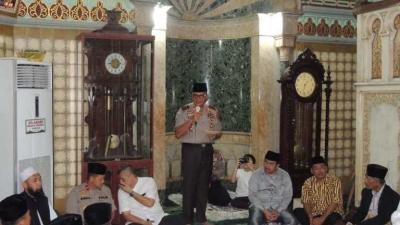 Kapoldasu Safari Jumat Barokah Di Masjid Raya Al-Mashun