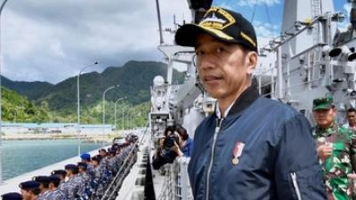 TNI: Kapal China Tinggalkan ZEE Usai Jokowi Kunjungi Natuna