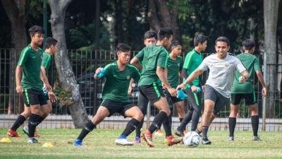Bima Sakti Sebut Timnas U-16 Perlu Uji Coba Lawan Tim Luar Negeri