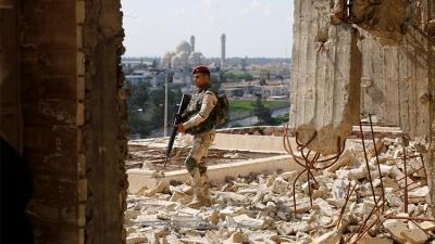 Irak Masih Jadi Kunci dalam Upaya Amerika untuk Stabilkan Dunia Arab