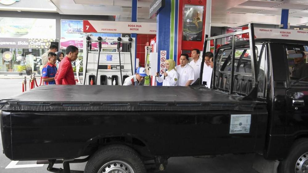 Hari Ini, Pertamina Turunkan Lagi Harga Pertamax Rp 200 per Liter