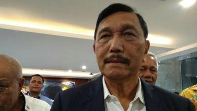 Luhut: Prabowo Bilang Enak Kerja dengan Jokowi