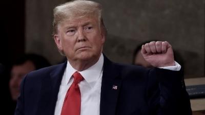 Trump Bebas Dalam Sidang Pemakzulan Di Senat, Makin Pasti Calonkan Diri Di Pilpres 2020