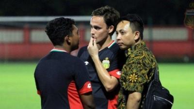 Kapolri Idham Azis Memberikan Pesan Khusus Kepada Pemain Bhayangkara FC
