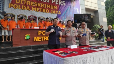Pembobol Kartu Kredit di Jakarta Ditangkap, Modusnya Ngaku Pegawai Bank