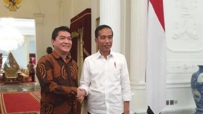Presiden Jokowi Akan.Reshuffle Para Menteri, Dapat Dukungan Solidaritas Merah Putih