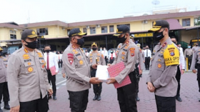 Kapolda Sumut, Jadilah Polisi Sebagai Penegak Hukum Yang Dipercaya Masyarakat
