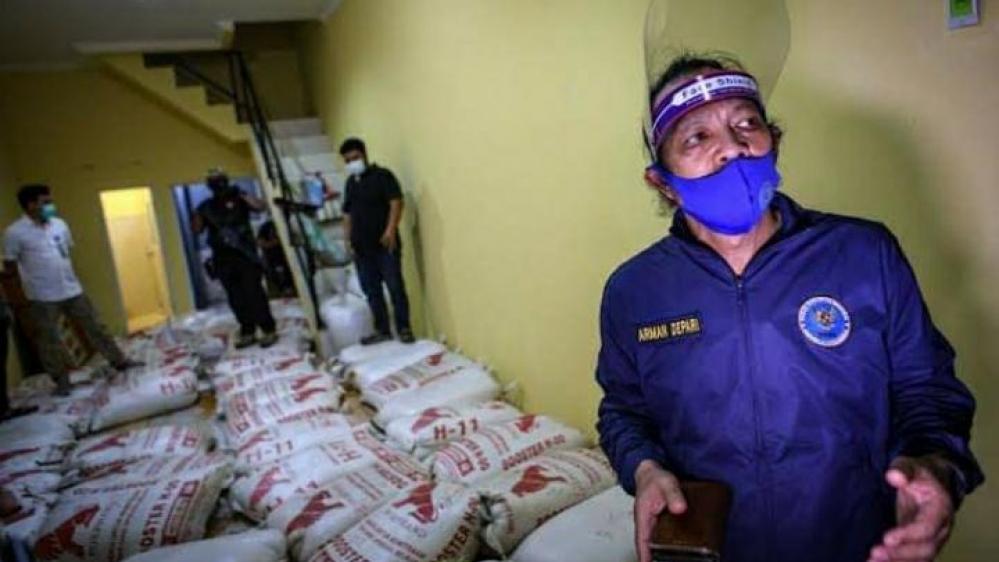 Personil BNN Pusat dan Polda Metro Jaya Ungkap Narkoba 42 Ke di Deli Serdang