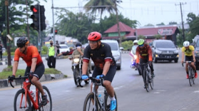 Berolahraga Sepeda Untuk Menyehatkan Jantung Serta Menghindari Berbagai Penyakit Ditengah Penyebaran Covid 19