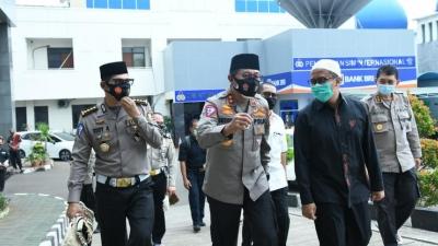 Korlantas Polri Menerima Kunjungan Ustaz Yusuf Mansyur, Saat Hari Lalulintas Bhayangkara ke-65