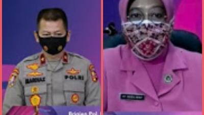 Ketua Umum Bhayangkari Ingatkan Para Isteri Siswa dan Siswa Polwan Inspektur Polisi Angkatan 49, Dukung Suami Dalam Jalani Tugasnya