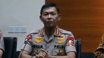 Kapolri Jenderal Polisi Idham Azis, Memuji Ketiga Direktur Narkoba Dalam Menindak Bandar Narkoba