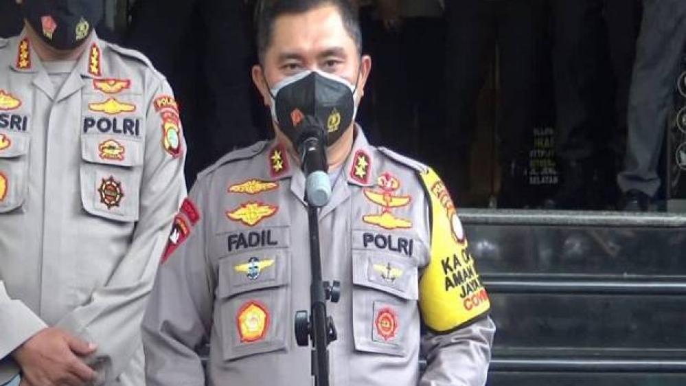 Memutus Mata Rantai   Pandemi Covid 19, Polda Metro Jaya Bangun 144 Kampung Tangguh