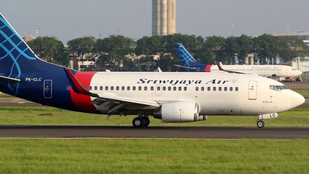 Pesawst Sriwijaya Air SJ 182 Rote Jakarta - Pontianak Hilang Kontak.Dengan isi Penumpang 50 Orang
