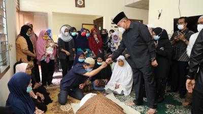 Kapolda Sumut, Melayat Wafatnya Ibunda Dari Wakil Ketua KPK RI Ibu Lily P Siregar