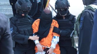 Polri Pindahkan Tahanan 26 Terduga Teroris Dari Makasar, Ditahan di Cikeas Bogor, Jabar