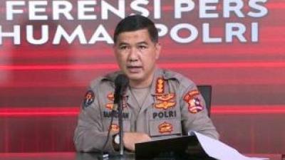 Kepolisian Negara Republik Indonesia, Masih Telusuri pihak FPI Hadir Acara Baiat Tersangka Terorisme di Makasar