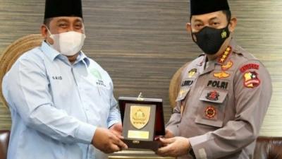 Kapolri Jenderal Polisi Listyo Sigit Prabowo, Ajak Pemuda Masjid Lawan Radikalisme dan Intoleransi