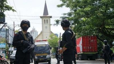 Perintah Kapolda Sumut Untuk Kasatwil Perketat Pengamanan  Mako Antisipasi Teror