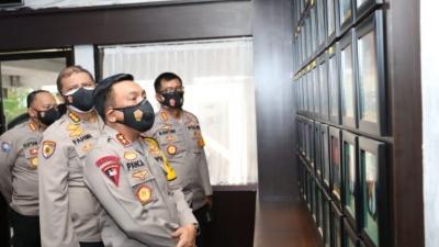 Kunjungan Kapolda Sumut ke Batalyon Infanteri Raider 100/PS Sebagai Wujud Transformasi Operasional