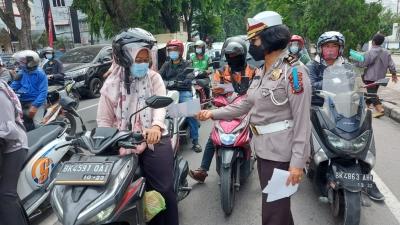 Polda Sumut, Kedepankan Preemtif ke Masyarakat Dalam Operasi Keselamatan Toba 2021