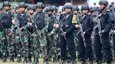 Koopssus TNI Pasukan Elit Dari Gabungan Tiga Angkatan, Bentukan Jokowi