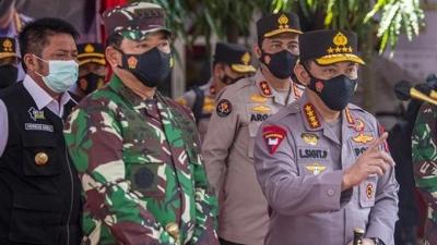 Panglima TNI dan Kapolri Sampaikan Arahan Khusus kepada Personel TNI-Polri  yang Bertugas di Papua