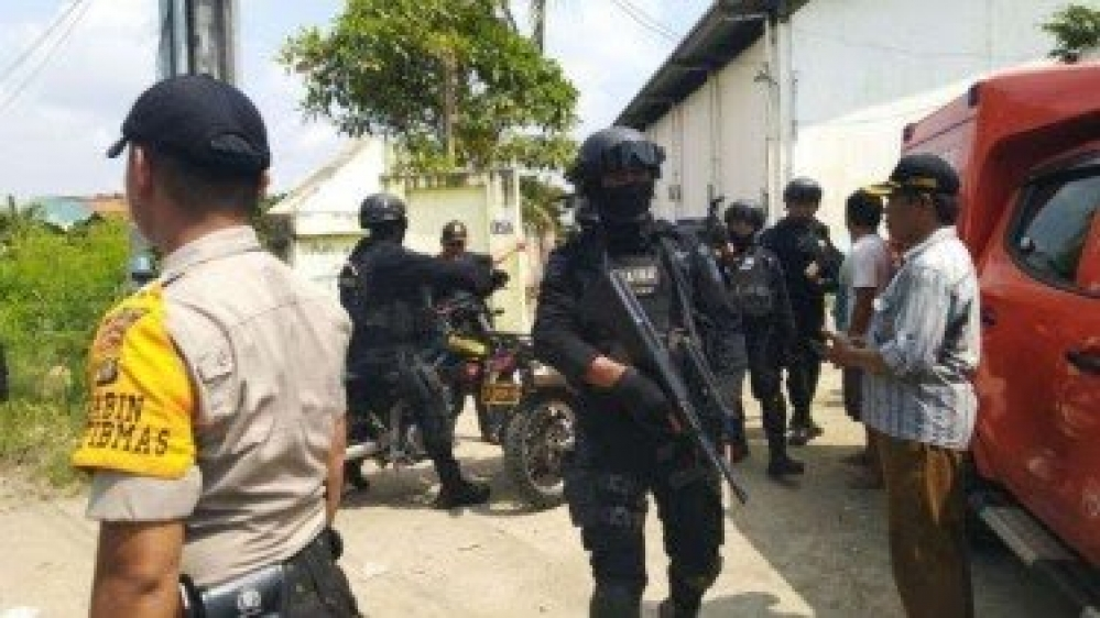 Penusuk Anggota Polisi Palembang, Mengaku Jaringan Teroris