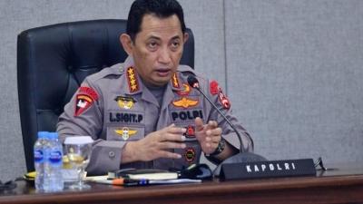 Kapolri Sigit, Mutasi Perwira Tinggi dan Menengah. Lalu Kapolda Aceh Jabat Asisten SDM Polri