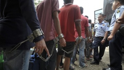 Tahanan Polsek Medan Labuhan Melarikan Diri