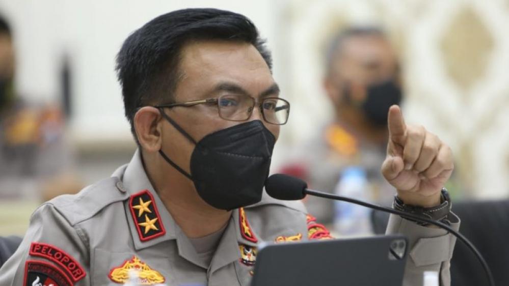 Kapolda Sumut : Berikan Arahan dan Sosialisasi Sebagai Pembekalan Kepada 76 Personel BKO Polda Sumut