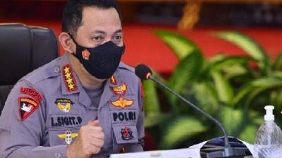 Kapolri Sikap Tegas 11 Perintah Diantaranya, Cegah Kekerasan Anggota Polri Terhadap Masyarakat